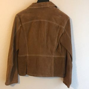 Wilsons Leather Jackets & Coats - Wilson Tan Leather Jacket